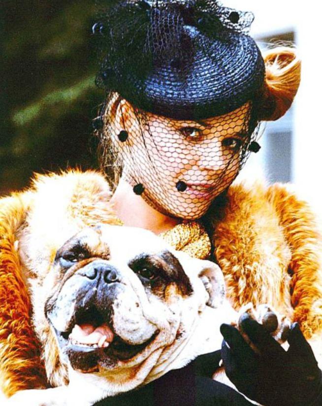 1981 - Dagmar Havlová ve filmu Buldoci a třešně