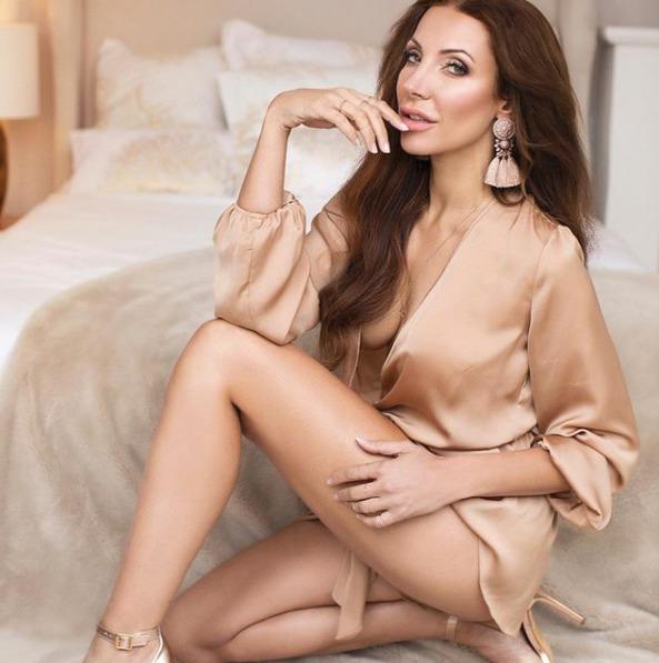 Olga Lounová ukázala prsa