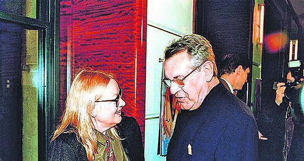 Jana s Milošem.