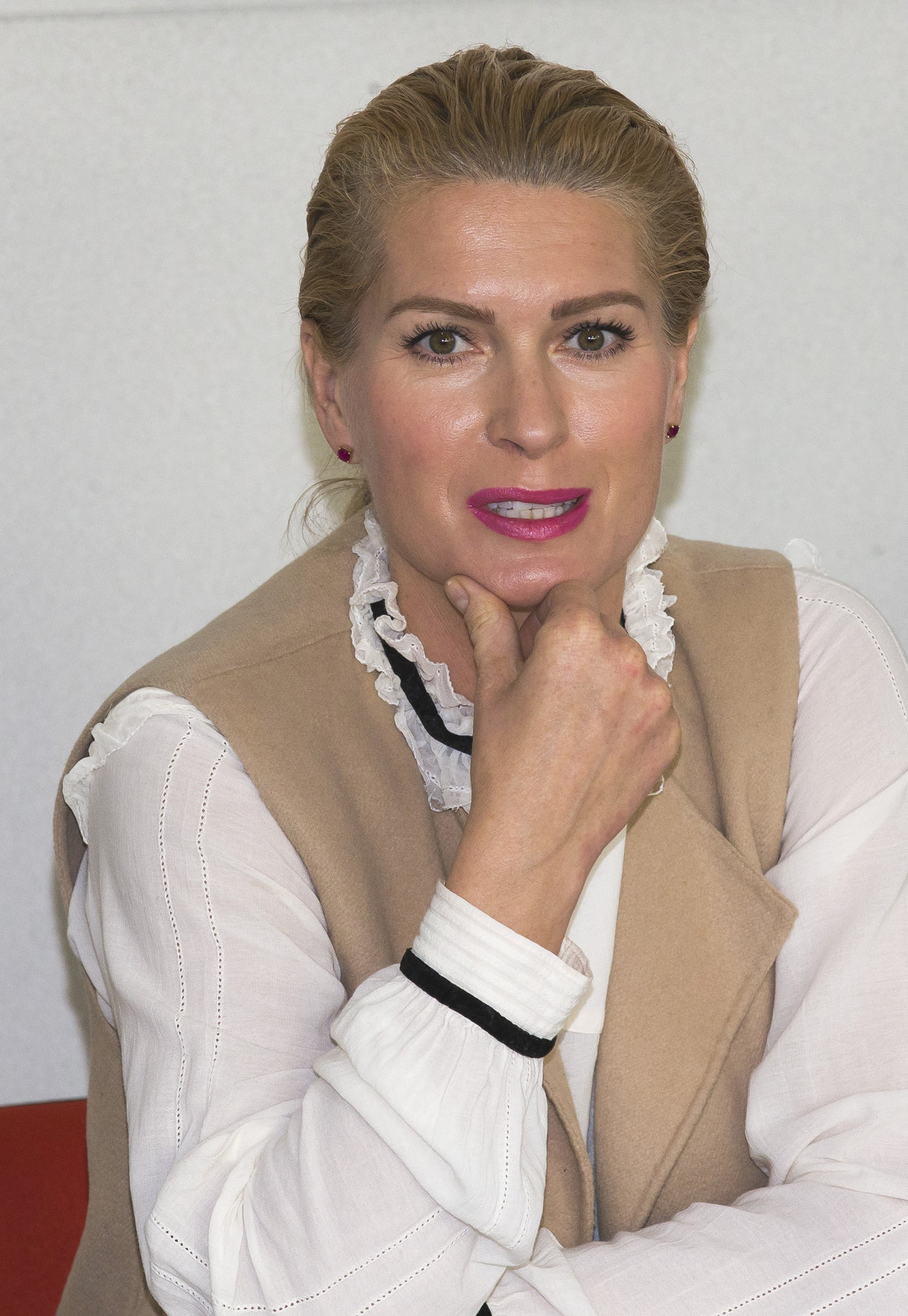 Olga přiznala, že se teprve po kolapsu manžela, necjala očkovat