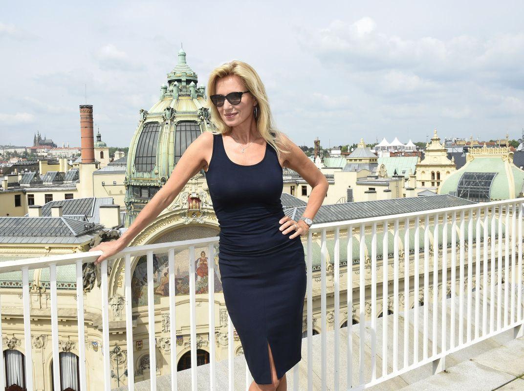 Kateřina Brožová v novém muzikálu Doktor Ox