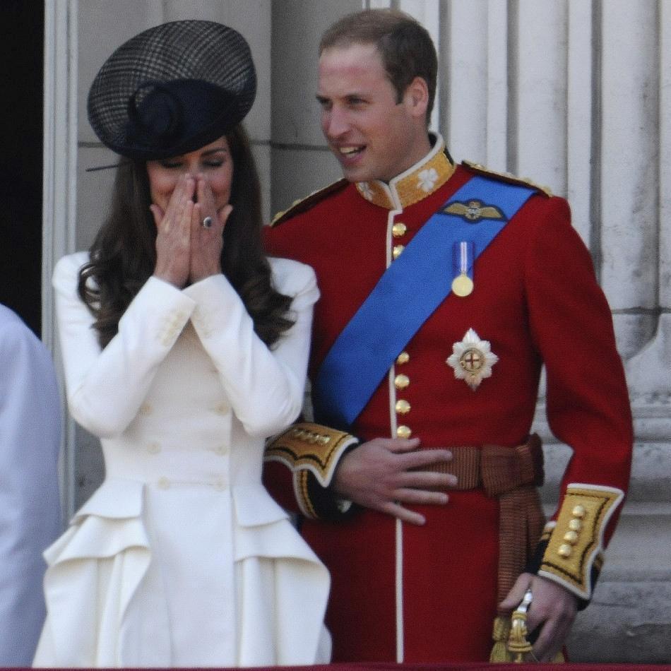 7. výročí svatby Kate a Williama