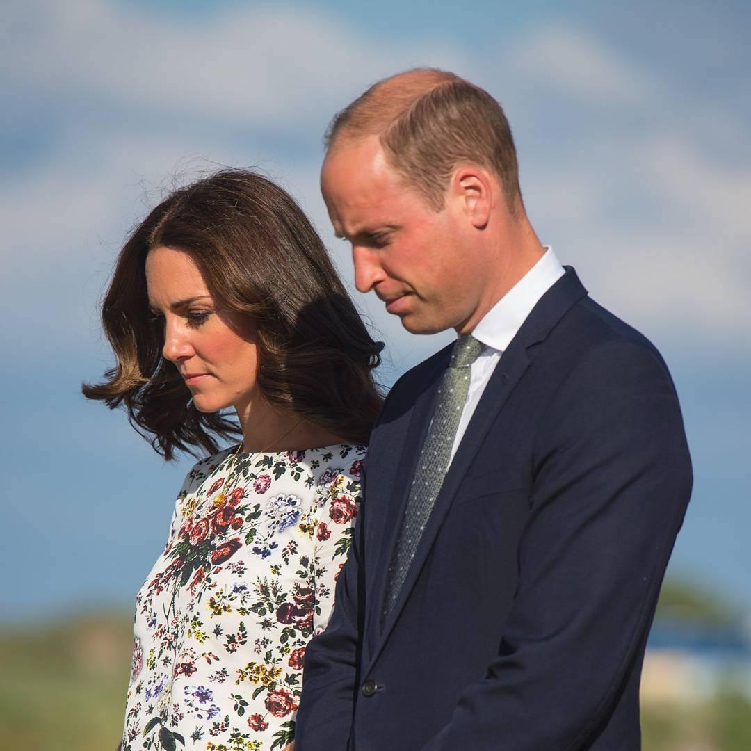 Princ William a Kate