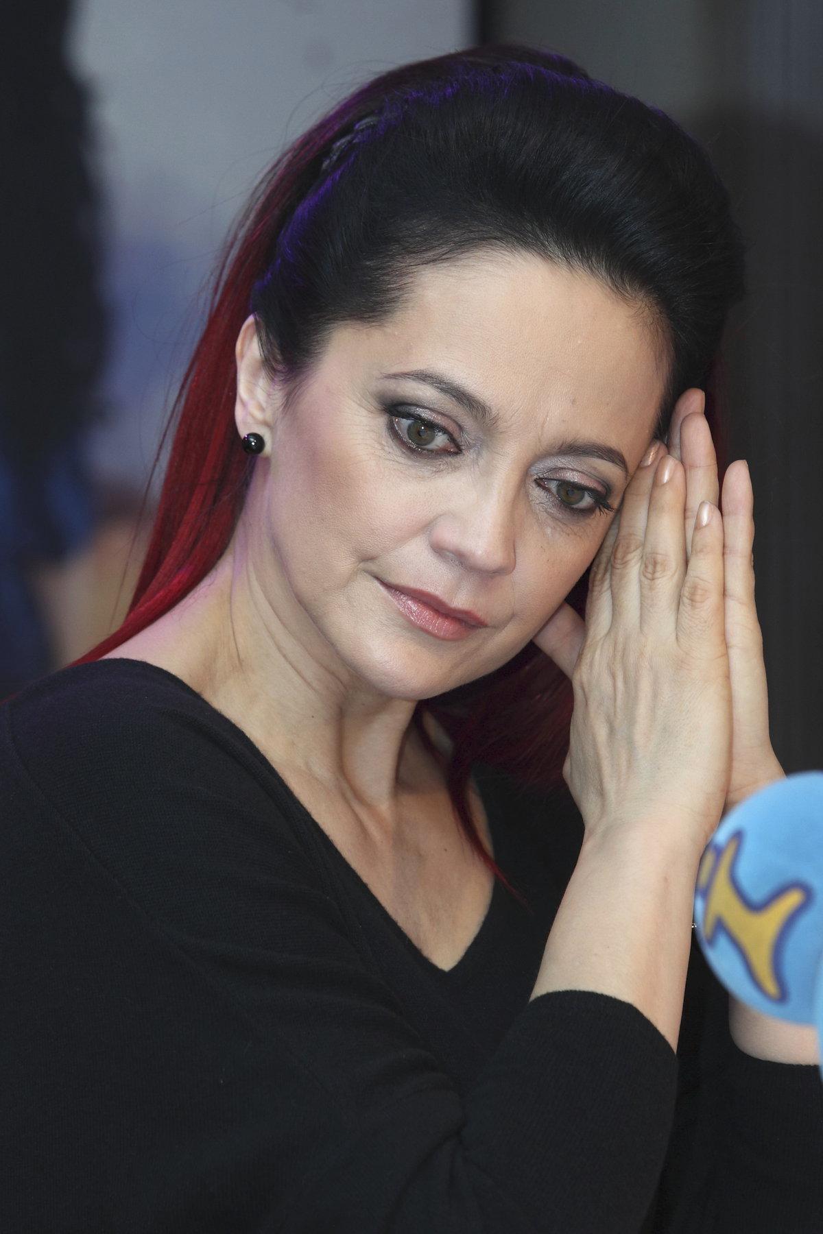 Velké trápení zpěvačky Lucie Bílé.