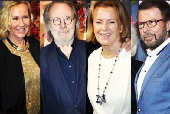 Legendární skupina ABBA je zpět