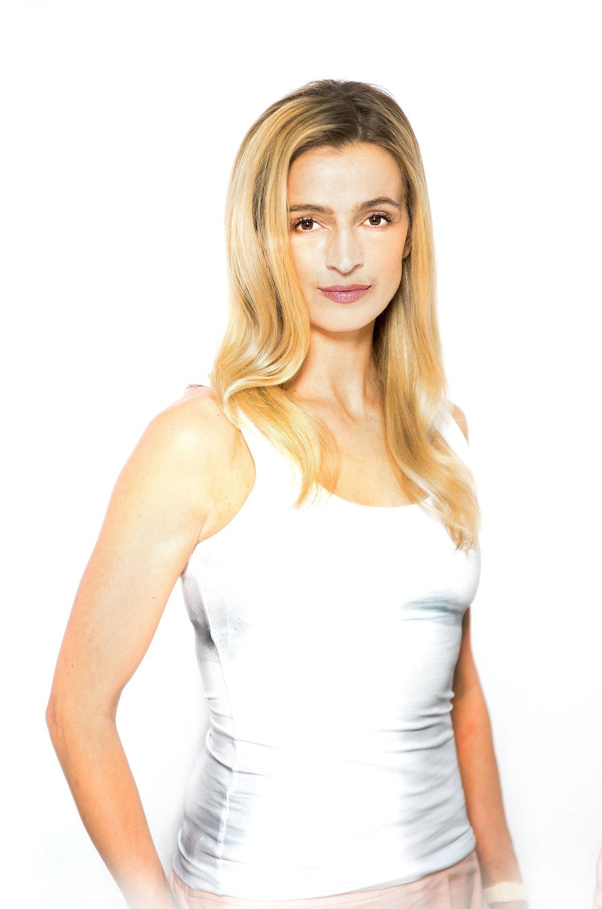 Ivana Jirešová se zapojila do kampaně, která vyrábí paruky pro onkologicky nemocné ženy