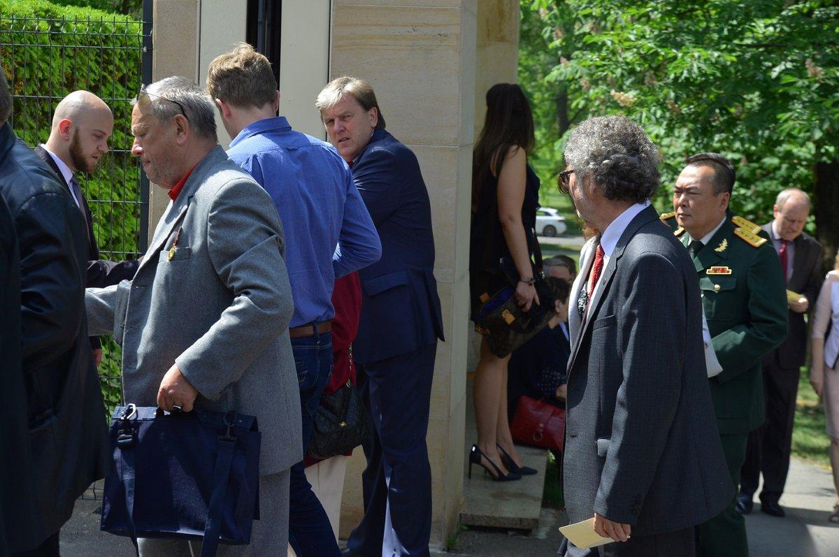 Při příležitosti význameného ruského svátku Den vítězství pořádá Ruské velvyslanectví v Praze oslavu