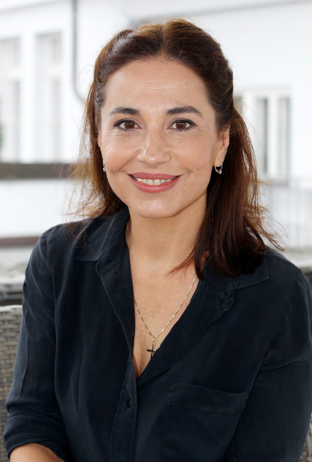 Herečka Míša Kuklová