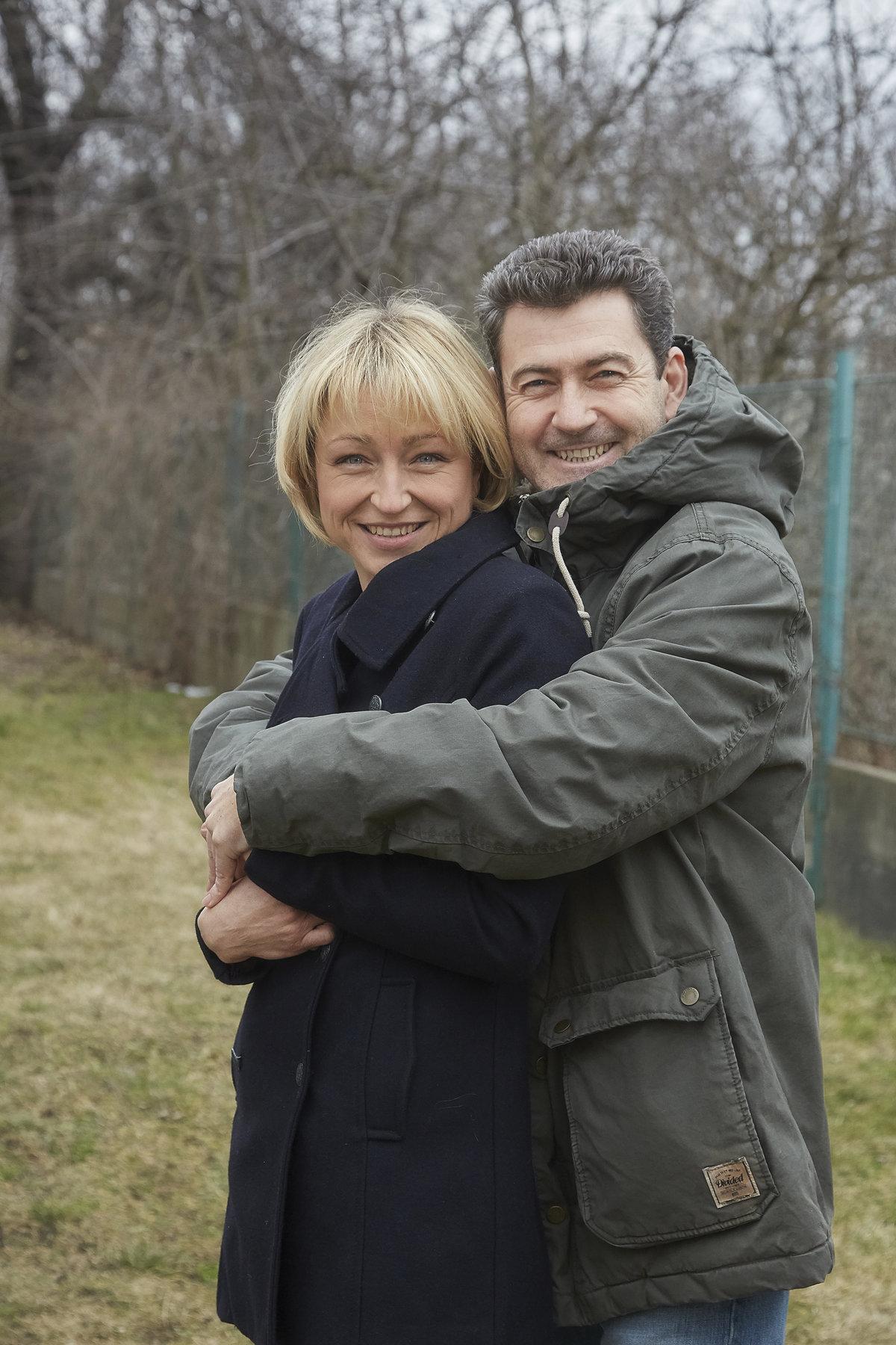 Klára Cibulková a Radim Fiala v Ordinaci v růžové zahradě 2