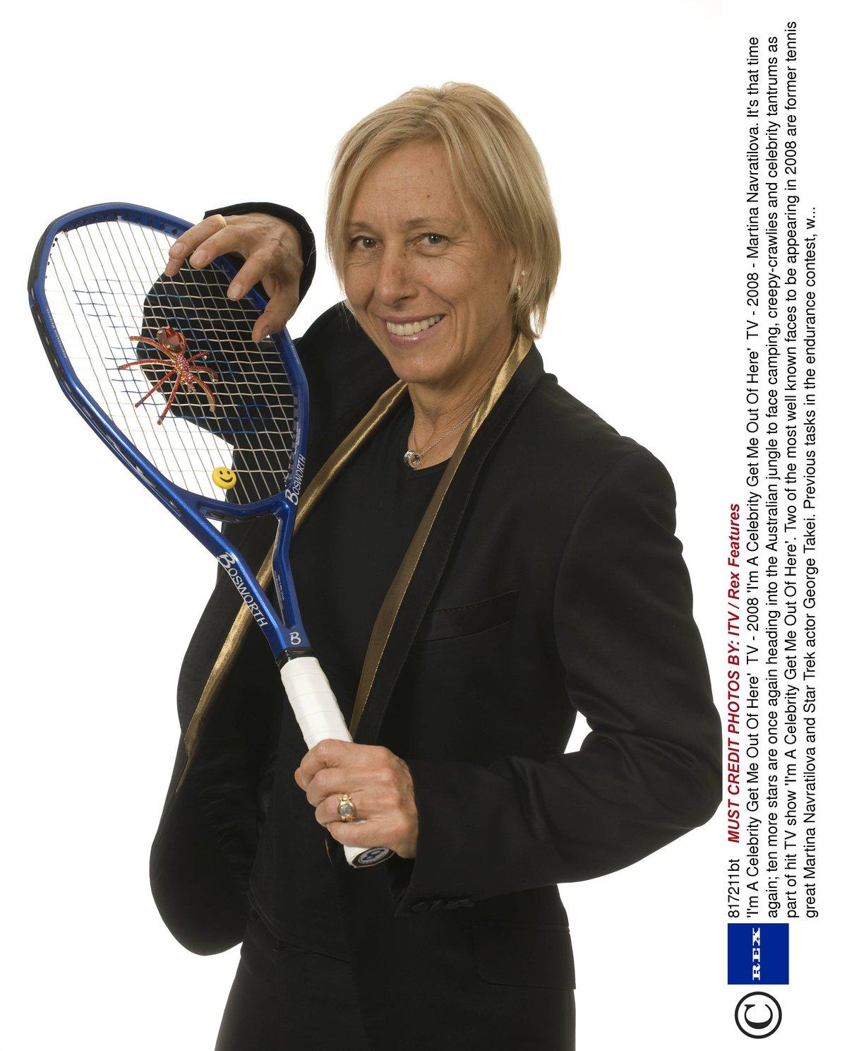 V 80. letech Martina Navrátilová vyhrávala jeden grandslam za druhým.