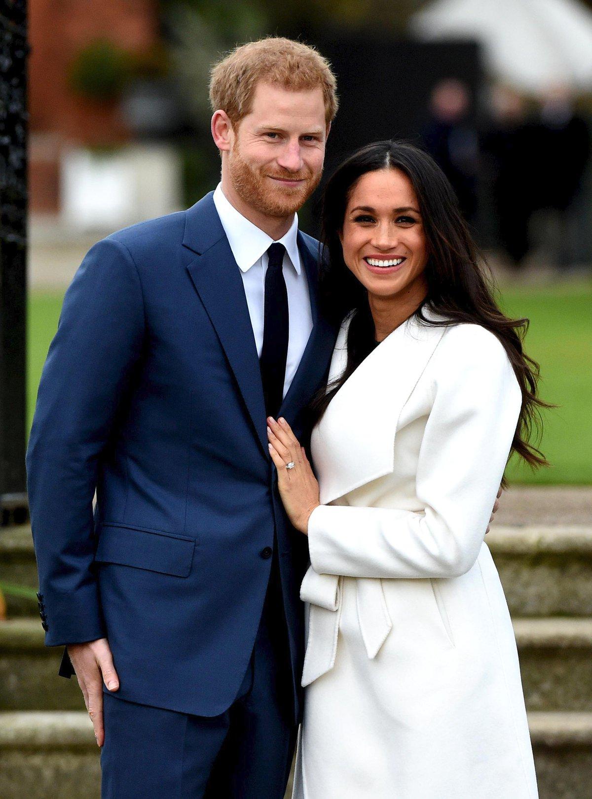 Princ Harry a vévodkyně Meghan