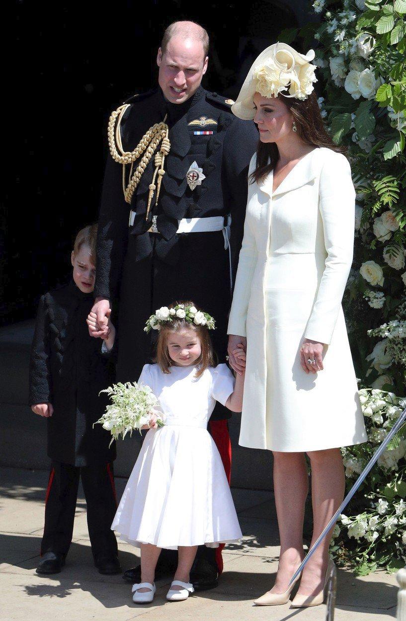 Královská svatba.