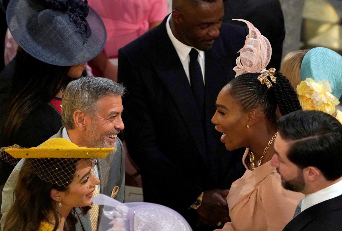 George Clooney to rozjel na parketu.