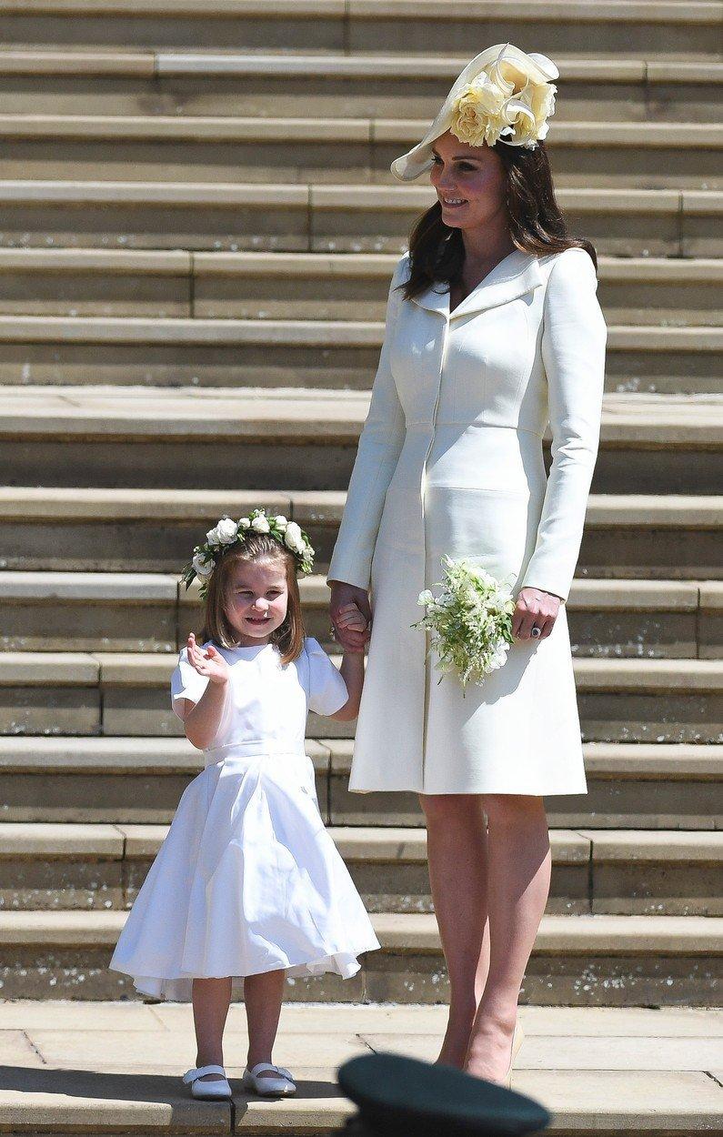 Vévodkyně Kate v roce 2018