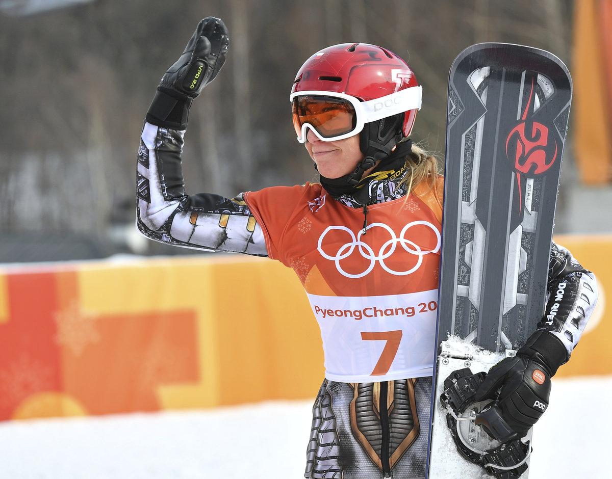 Ester Ledecká, hrdinka ze zimní olympiády v jihokorejském Pchjongčchangu