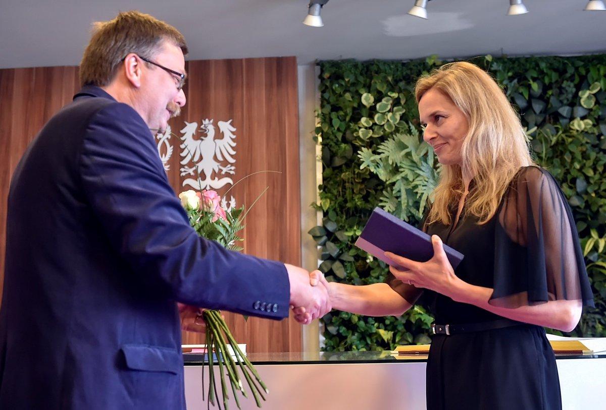 Novinářskou cenu Karla Havlíčka Borovského za rok 2017 získala 24. května v Havlíčkově Brodě Světlana Witowská z České televize. Odborná porota, které předsedá Martina Riebauerová, ocenila její umění vést rozhovor s nadhledem, důsledností a elegancí
