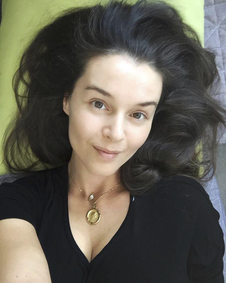 Iva Kubelková je krásná i bez nalíčení
