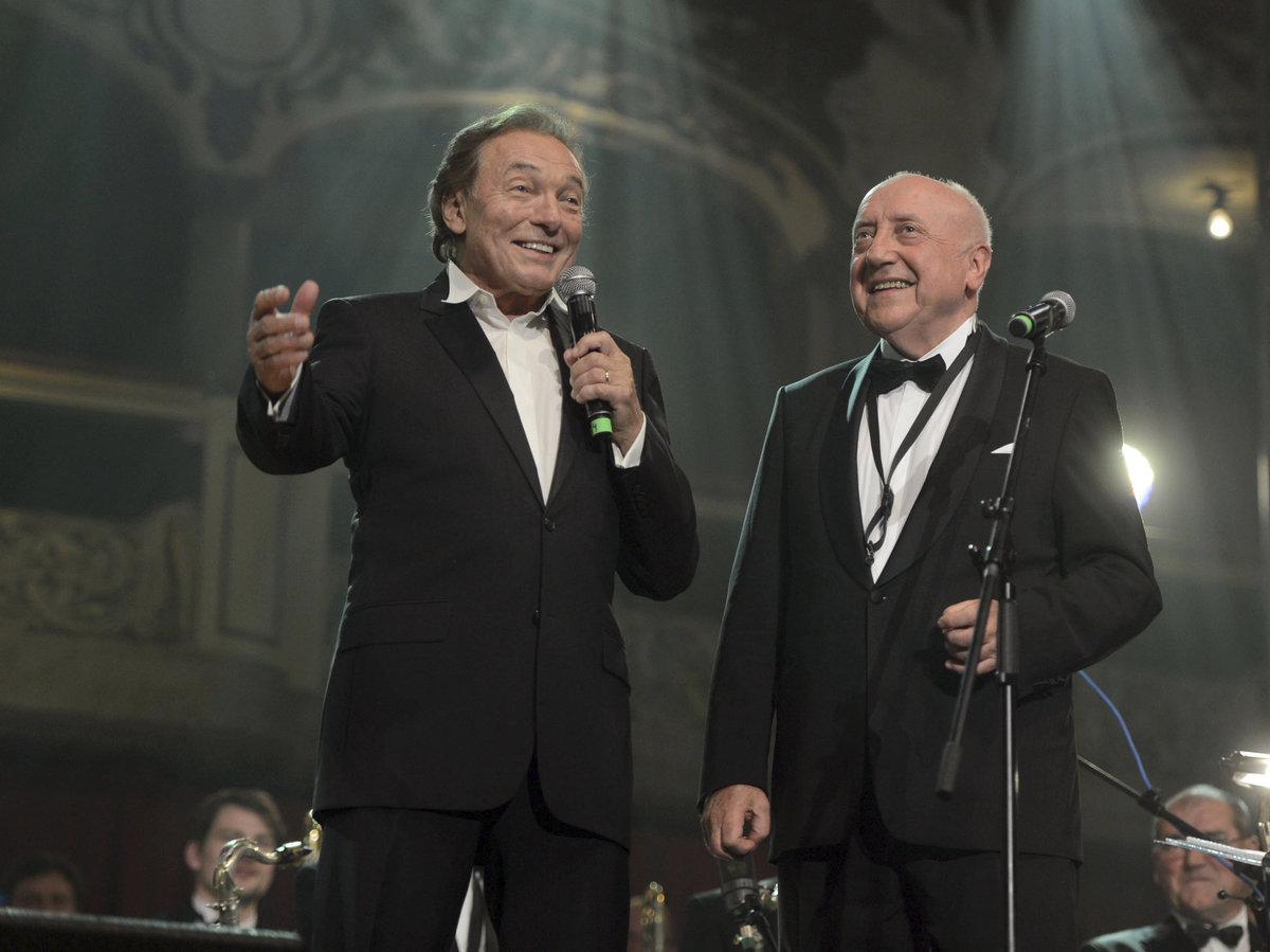 2013 Karel byl hvězdným hostem Felixových sedmdesátin.