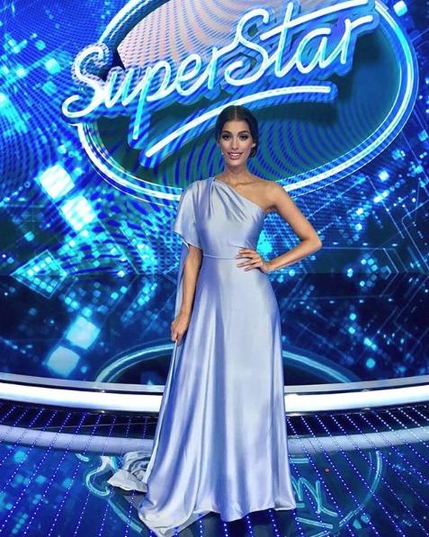 Moderátorka SuperStar 2018 Jasmina Alagič