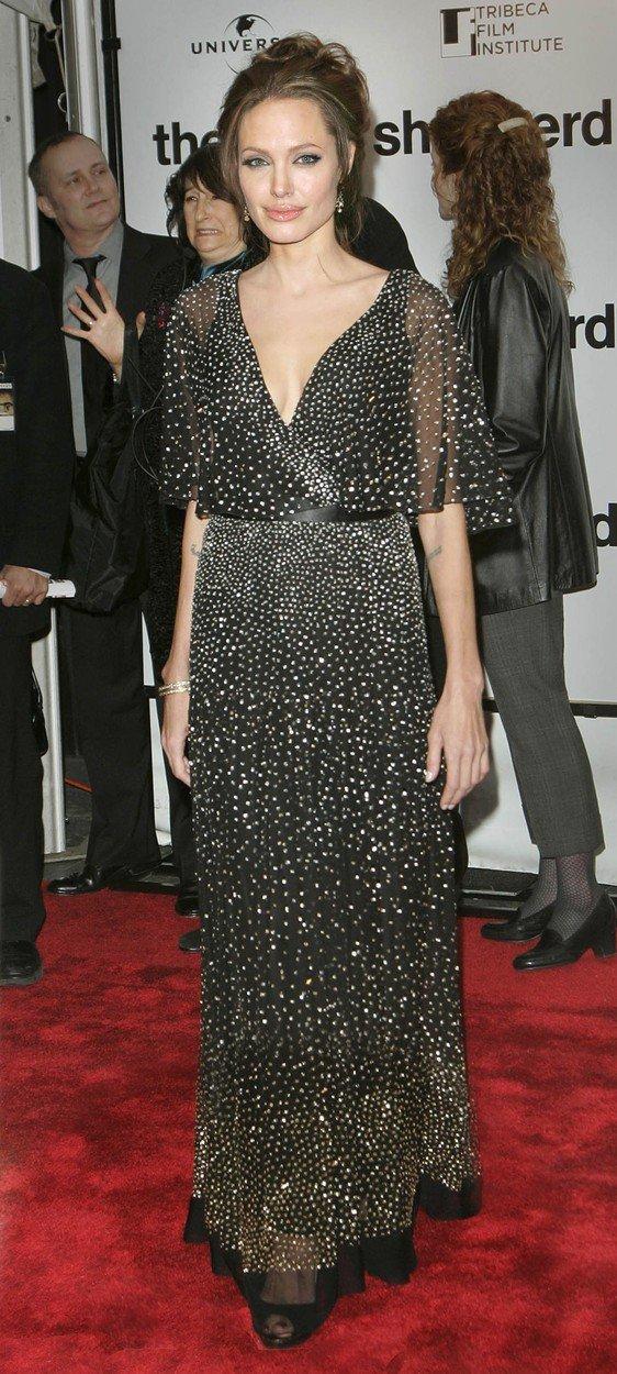 2006 - Na filmové premiéře.