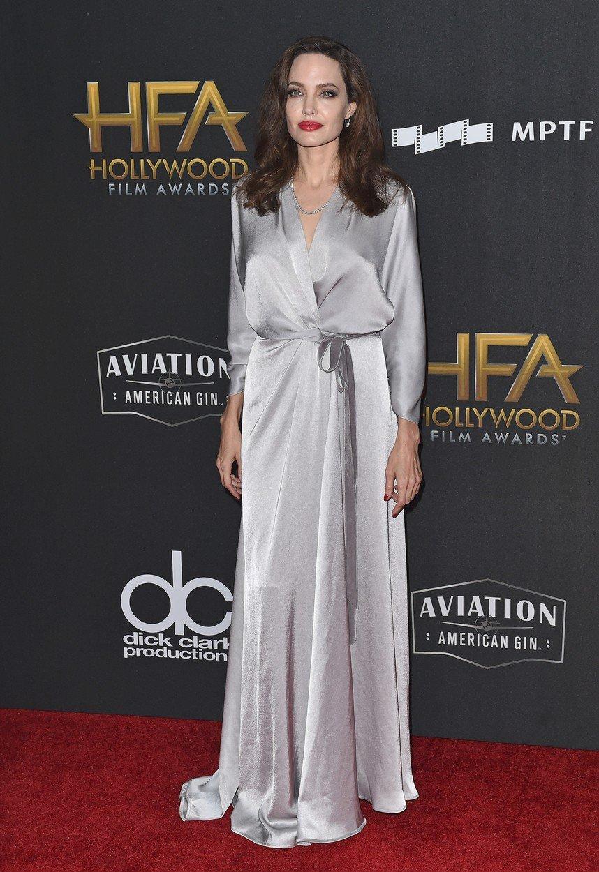 2017 - Hollywood Film Awards.