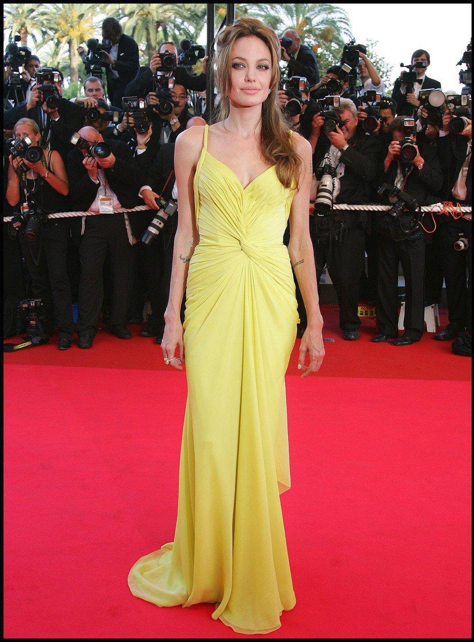 2007 - Filmový festival v Cannes.