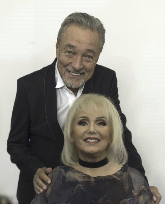 Karel Gott a Marika Gombitová
