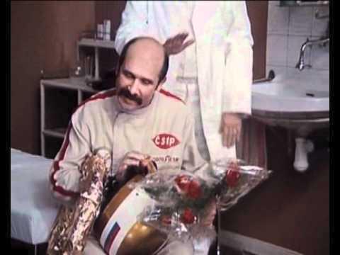 1974 - Petr Nárožný ve filmu Jáchyme, hoď ho do stroje