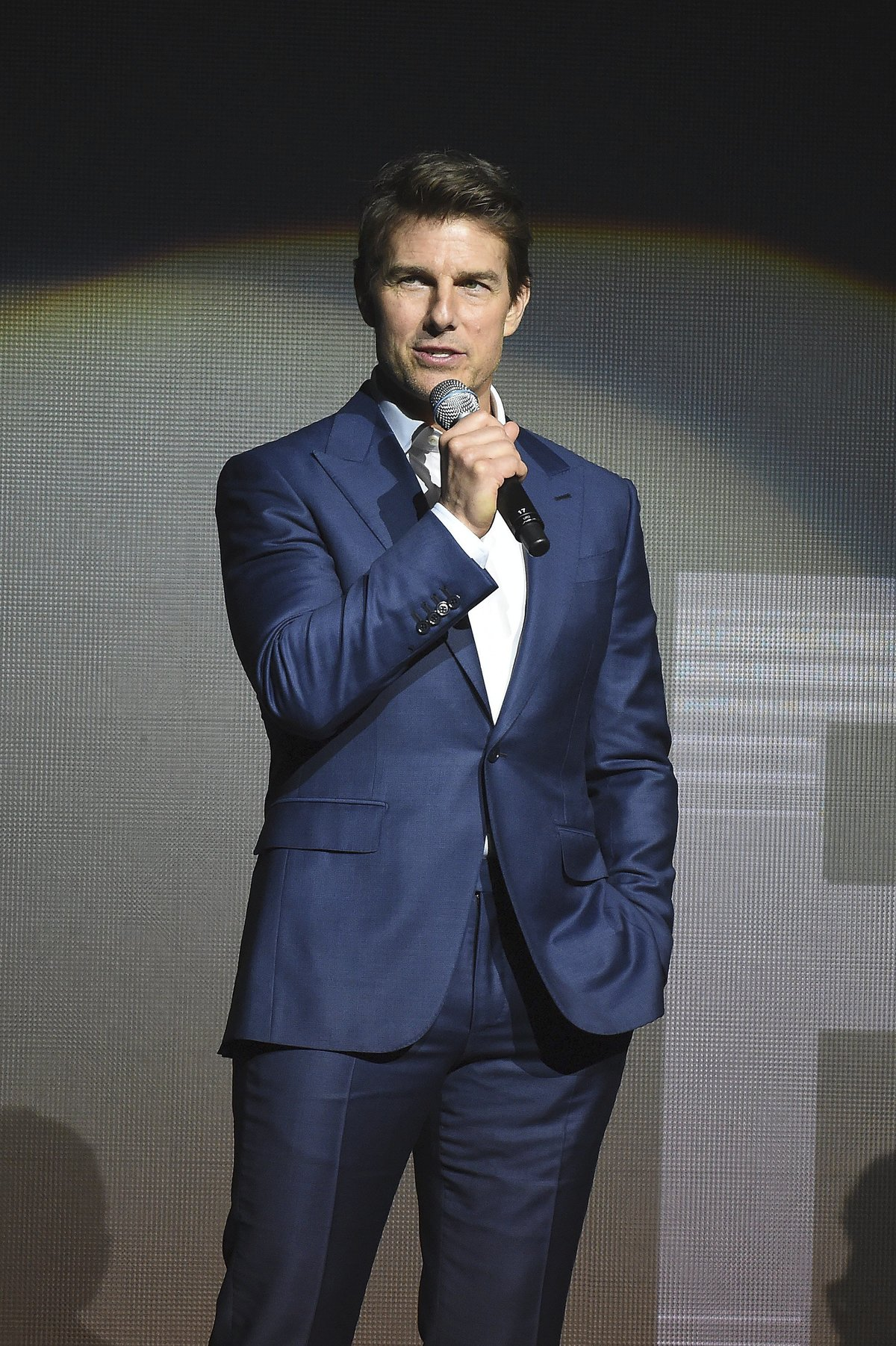 Tom Cruise dnes