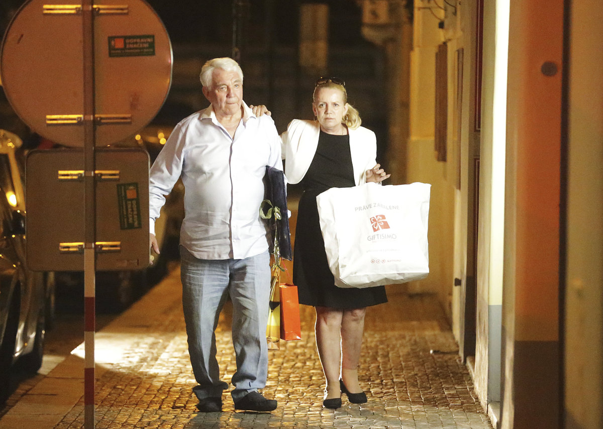 Jiří a Hana Krampolovi