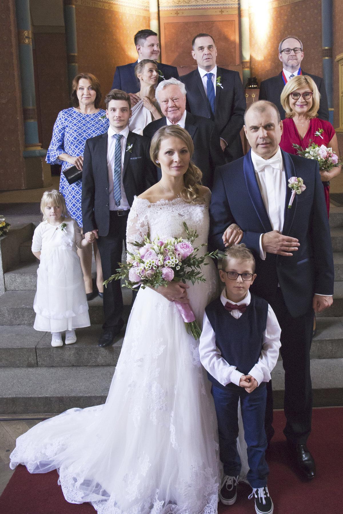 Ordinace v růžové zahradě 2: Svatba Petra Rychlého a Michaely Badinkové