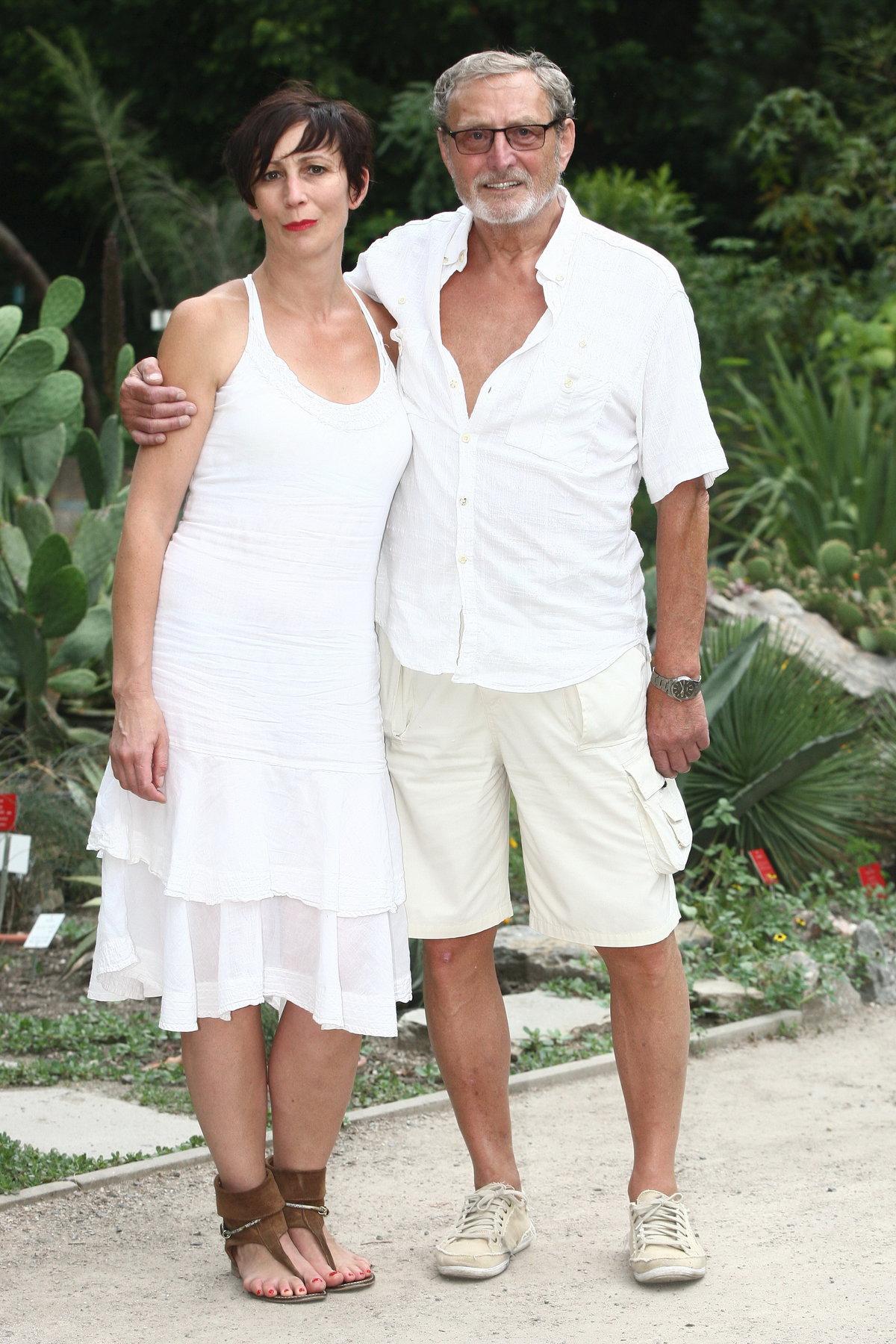 Ladislav Frej s dcerou Kristýnou