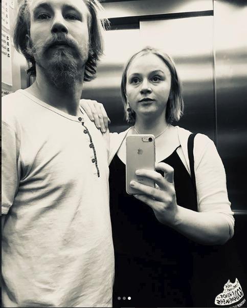 Těhotná Marie Doležalová s partnerem Markem Zelinkou