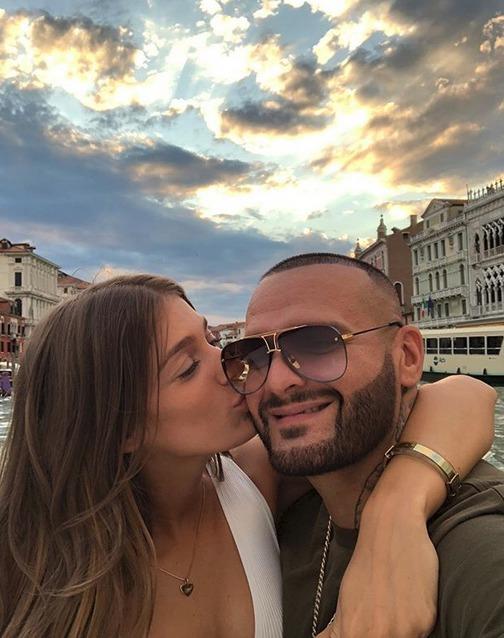 Rytmus a Jasmina Alagič v Benátkách
