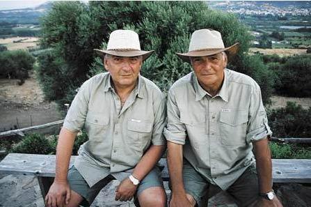 Společně už roky dělají cestopisné pořady.
