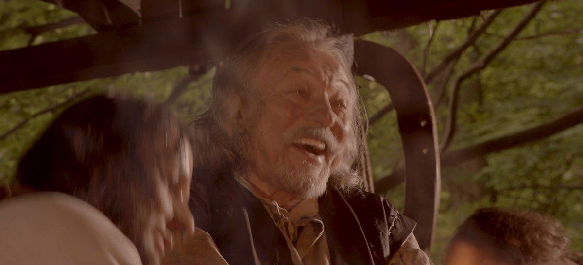 Karel Gott jako kovář v pohádce Když draka bolí hlava