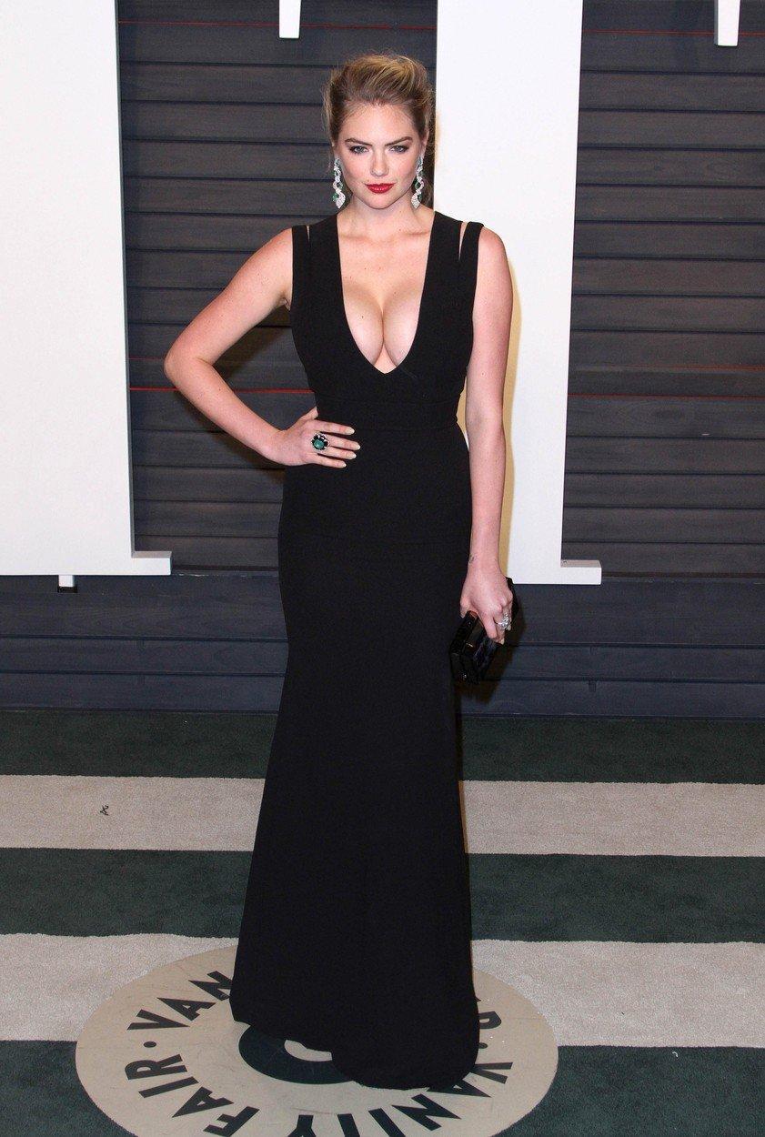 Kate na večírku Vaniity Fair v roce 2016