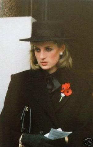 1984 - Princezna Diana.