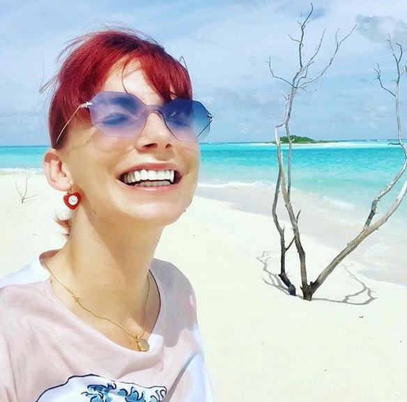 Dorota Nvotová koupila na Maledivách hotel