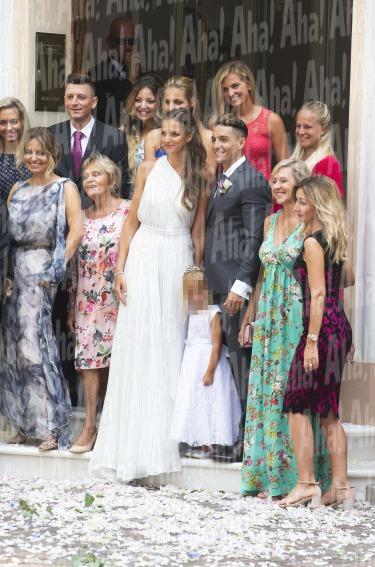 Michal Hrdlička (29) a Karolína Plíšková (26) si před zraky dvaceti nejbližších řekli v Monaku v luxusním prostředí místní radnice ANO.