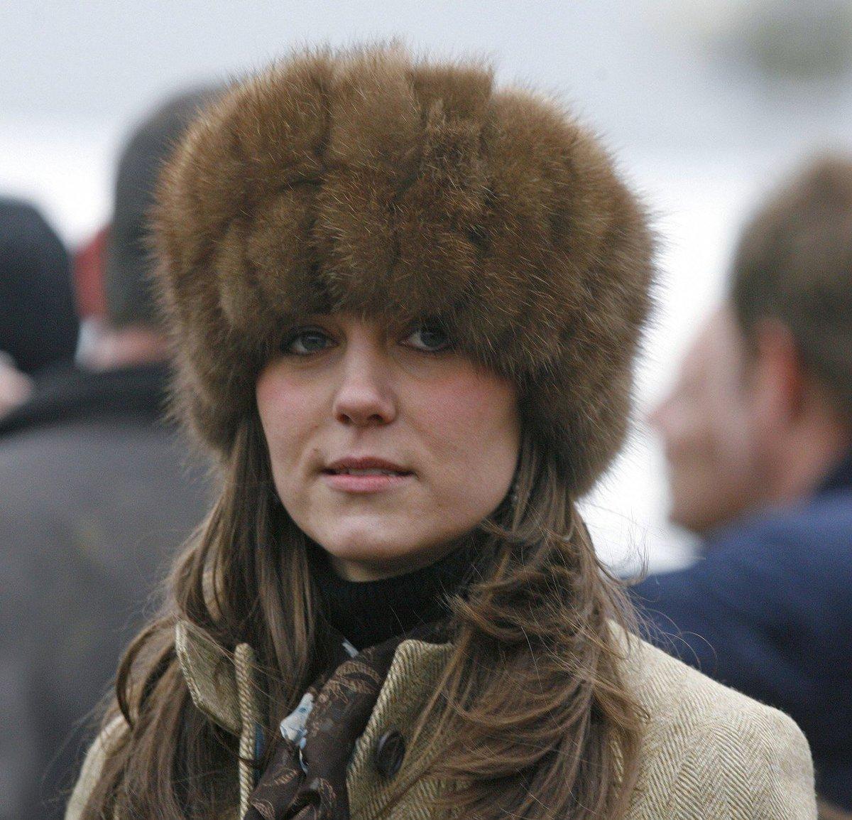 Kate Middleton a její kožešinové porušení pravidel