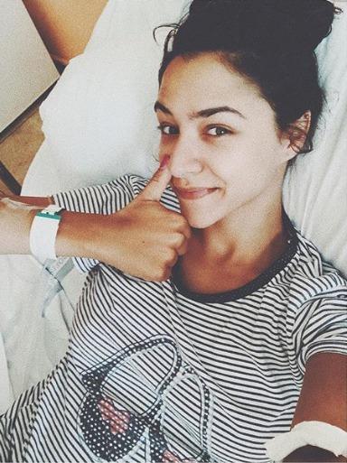 Eva Burešová je stále v nemocnici a bude muset na operaci.