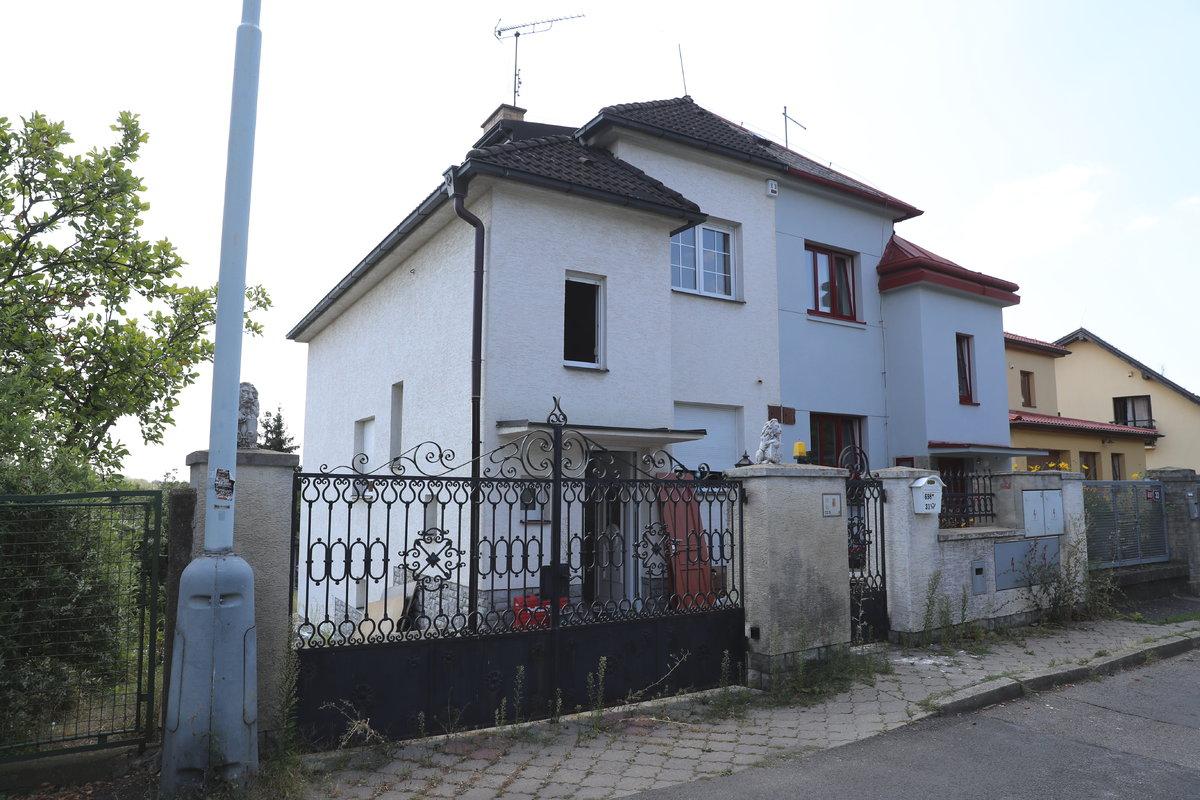 Nemovitost je viditelně po rekonstrukci.