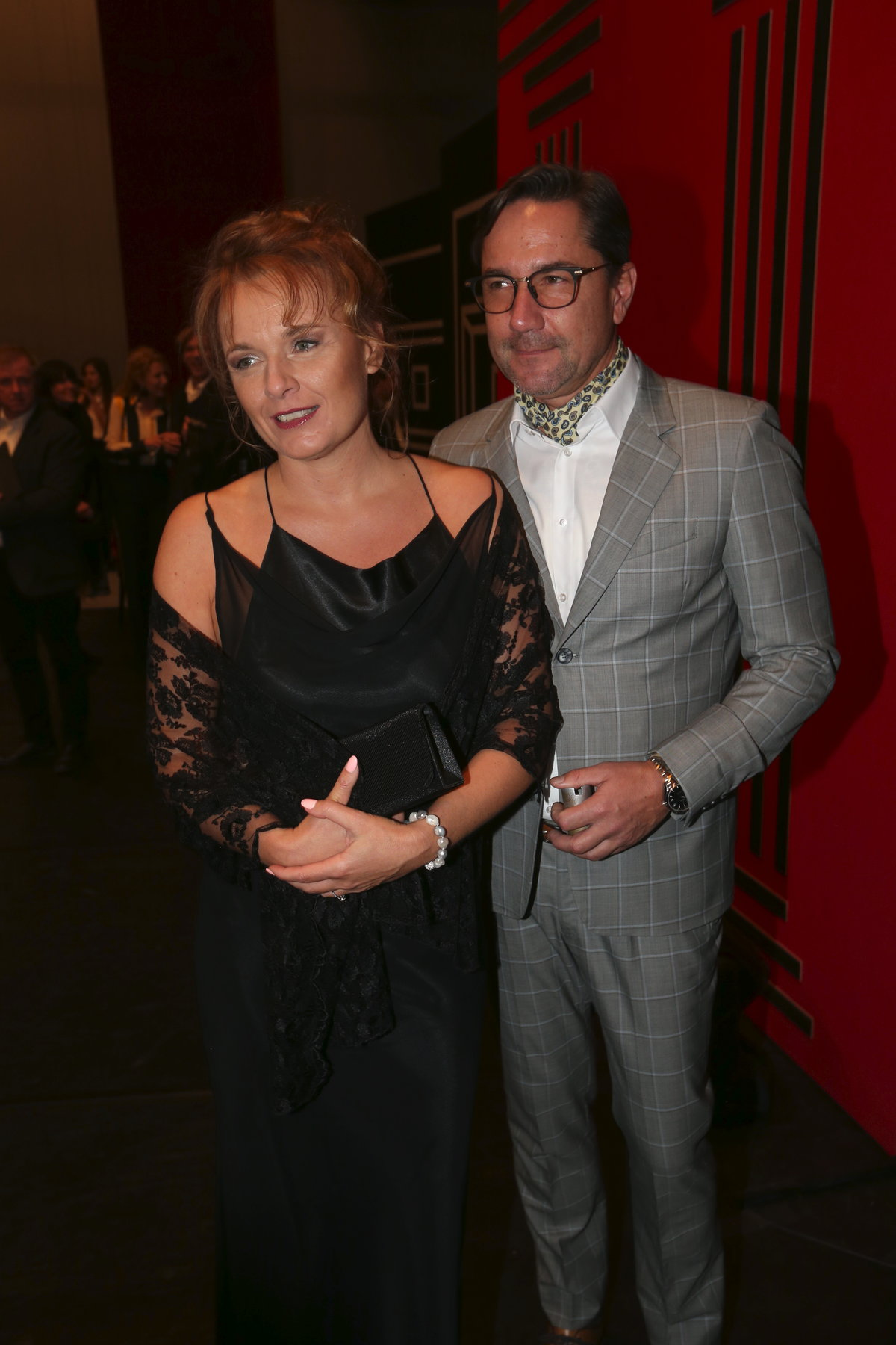 Barbora Munzarová a Martin Trnavský