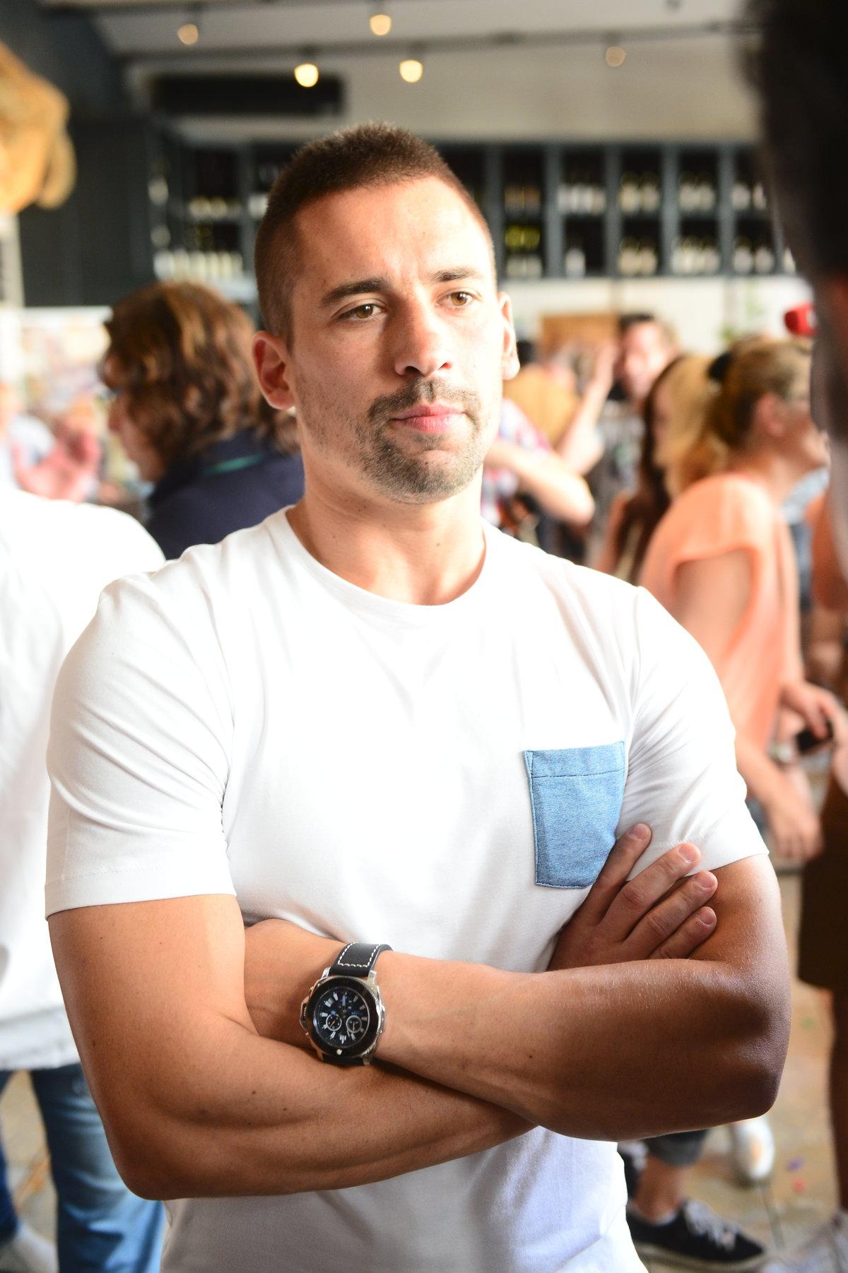 Hokejista Tomáš Plekanec