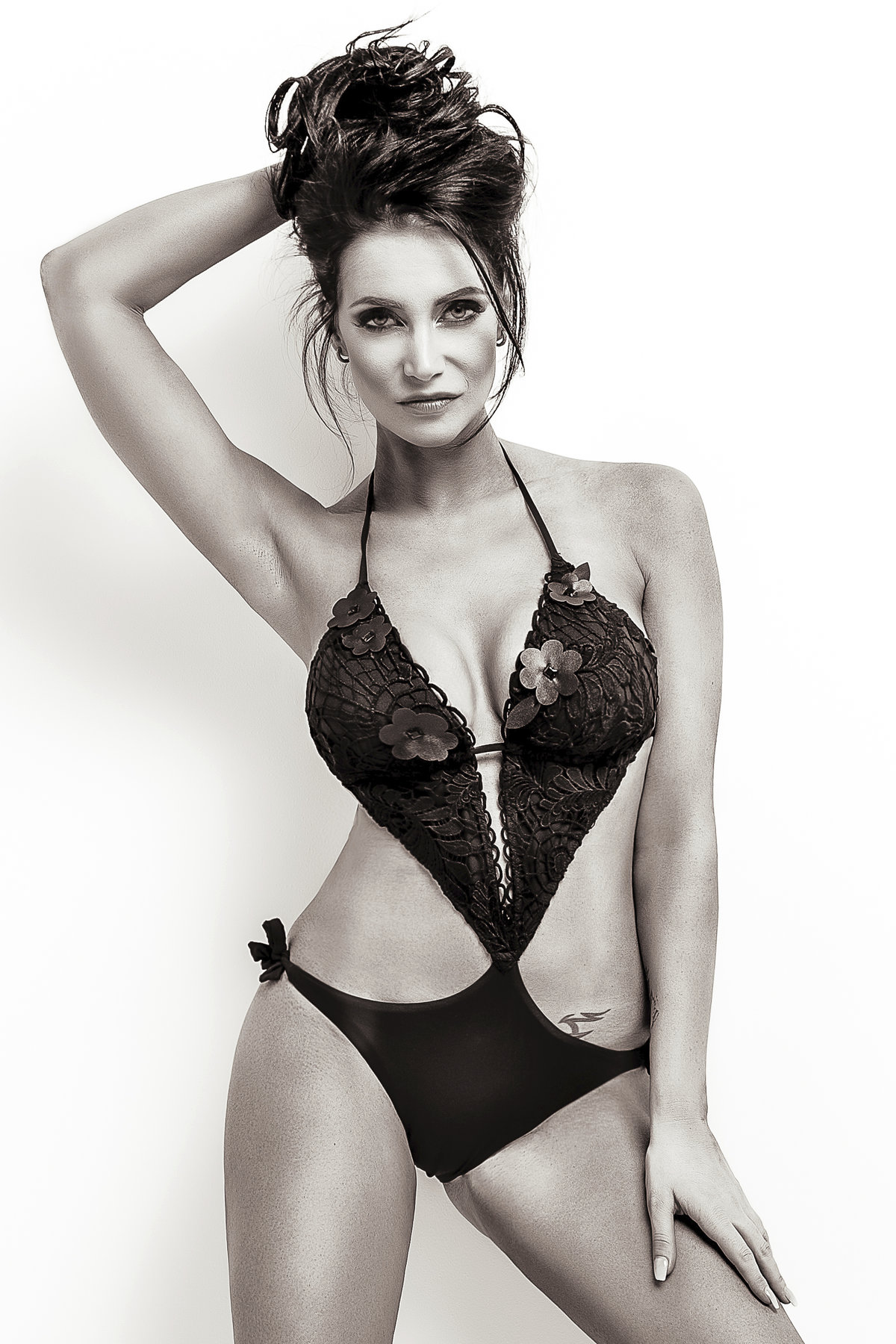 Sexy Andrea Pomeje.