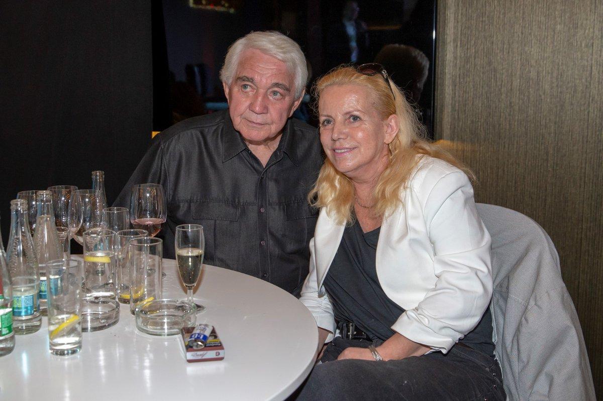 Hana Krampolová s Jiřím Krampolem