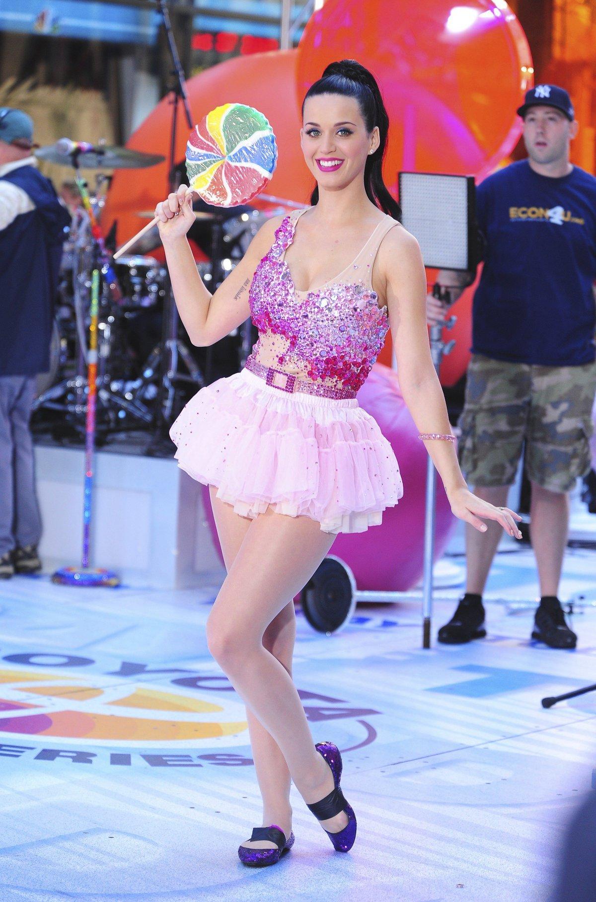 Katy Perry lesbické sex