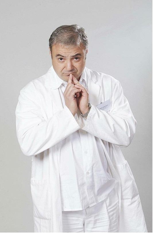 Martin Zounar jako Bobo Švarc v seriálu Ordinace v růžové zahradě 2