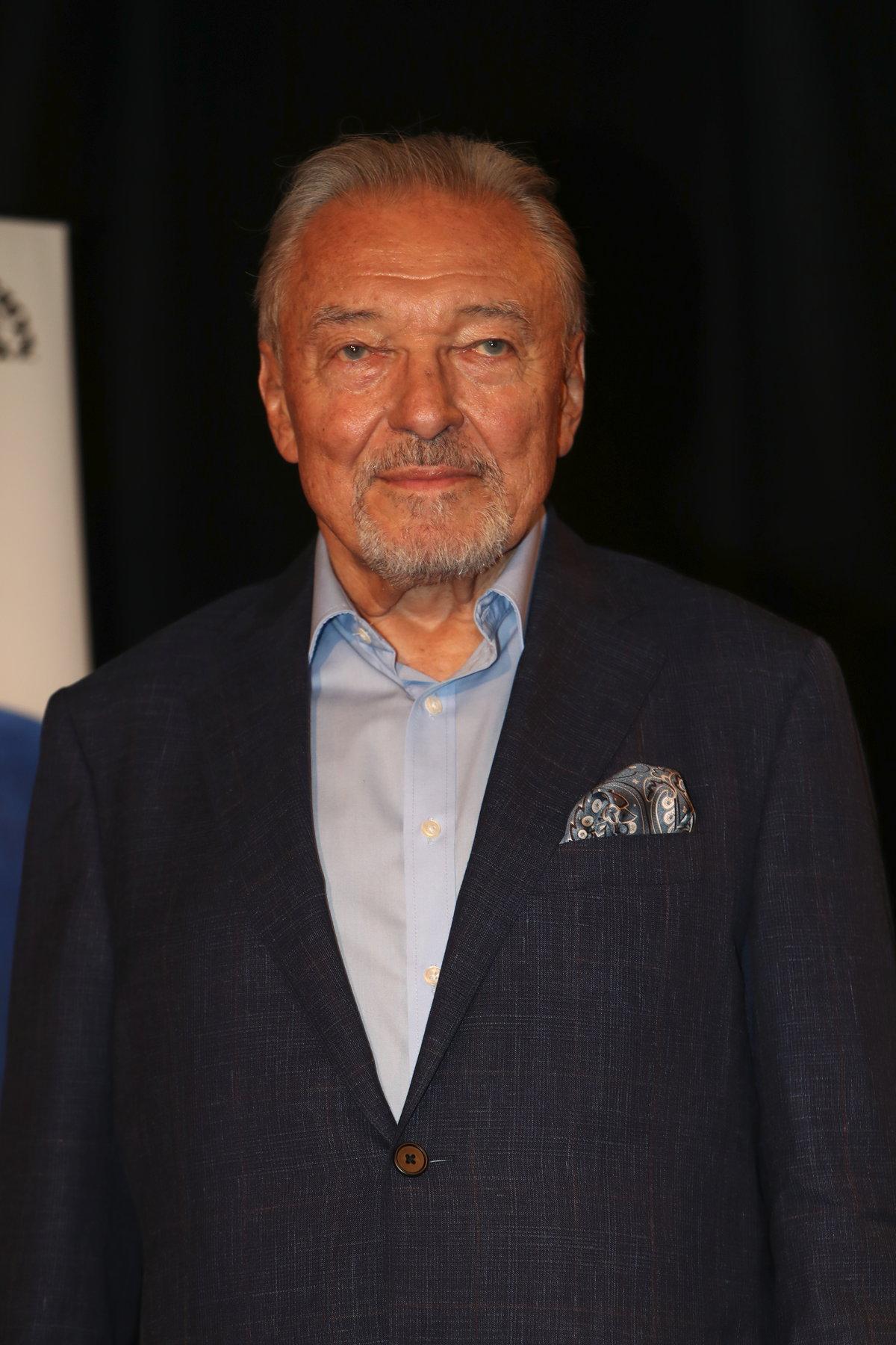 Karel Gott v září 2018